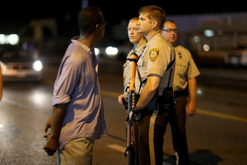 Ferguson police showed patterns of racial bias for years, says Justice Department