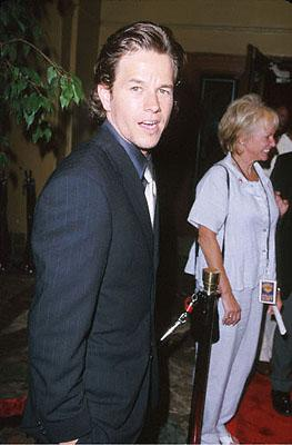 Premiere: Marky Mark Wahlberg at the Mann's Village Theater premiere of Warner Brothers' The Perfect Storm - 6/26/2000