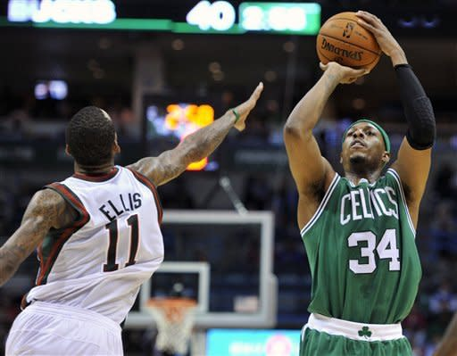 Pierce, Garnett help Celtics rally past Bucks