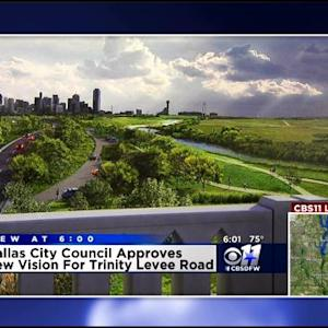Dallas Council Compromises On Trinity Toll Road
