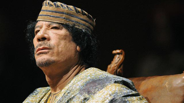 Moammar Gadhafi's Life From 'King of Kings' to Dead Dictator