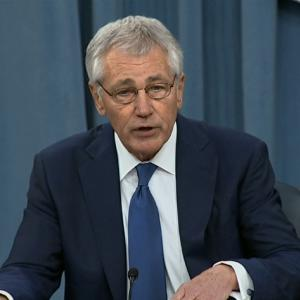 Hagel Comments on Budget Deal and Defense Act