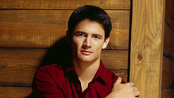 James Lafferty stars as Nathan Scott in One Tree Hill on The CW.