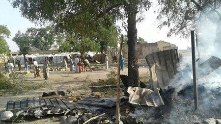 Deadly Nigeria air strike hit densely populated areas, says rights group