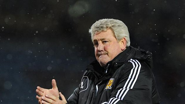 Steve Bruce was happy with a Hull win on a 'horrible, hard evening'