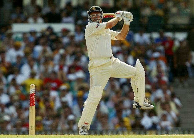 4th Test Australia v India Day Three