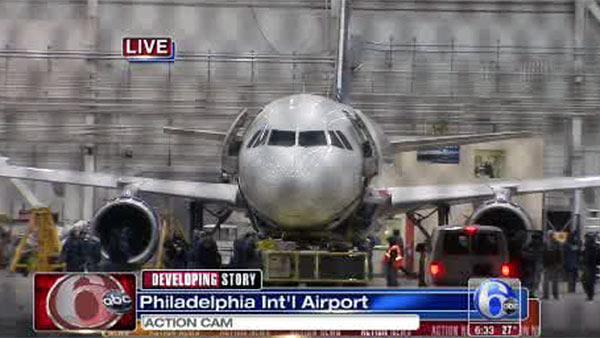 Runway reopens after failed takeoff at Philadelphia International Airport