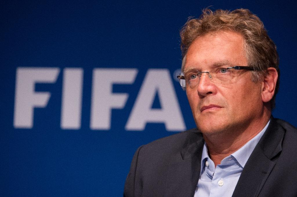 FIFA hands Valcke 12-year ban for ticket, television deals abuse