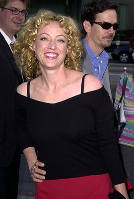 Virginia Madsen at the Beverly Hills premiere of 20th Century Fox's Moulin Rouge