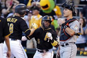 Pirates run win streak to 5, top Marlins 5-1