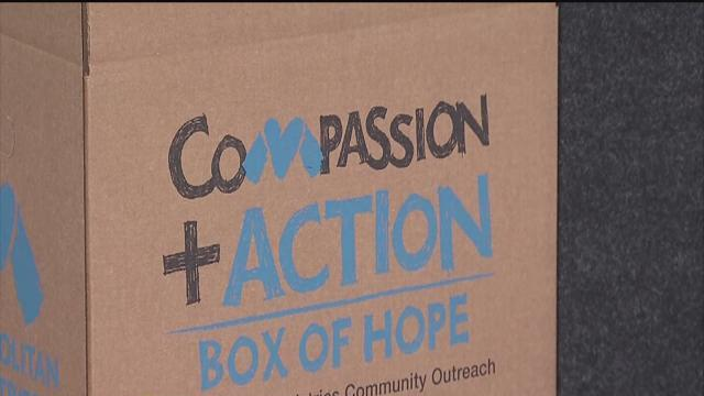 Fifth Third Bank and Metropolitan Ministries hope food drive will help thousands in Tampa Bay