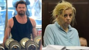 Hugh Jackman deals with his stalker.