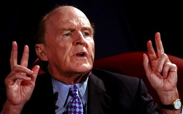 Jack Welch Quits Punditry (For Now)
