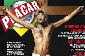 Bishops 'severely outraged' by Neymar representation of Jesus Christ