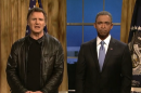 Liam Neeson issues 'Taken'-style threat to Vladimir Putin on 'SNL'