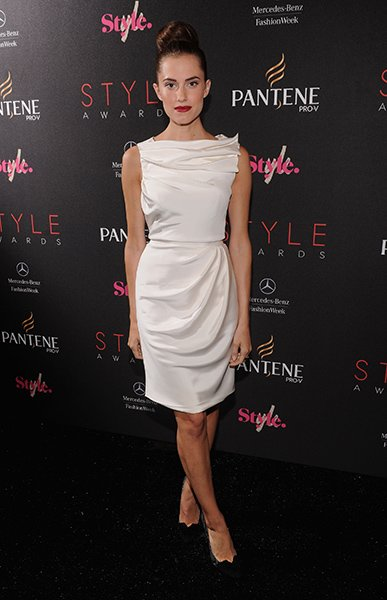 At this year's Style Awards