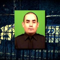 Wake Held Murdered NYC Officer