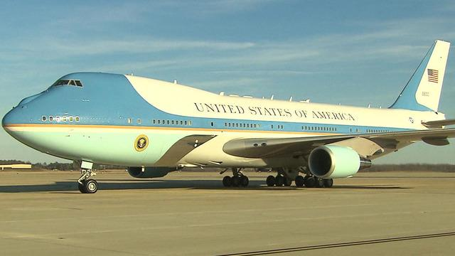 Why military wants to spend billions on new Air Force One