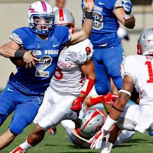 Mountain West Peak Plays: Kale Pearson Dominates For Air Force