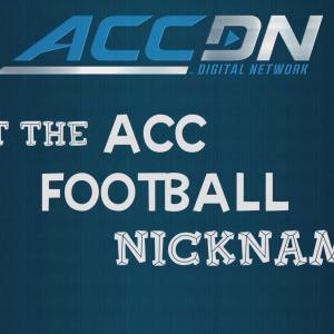 ACC Football Players Take Nickname Quiz