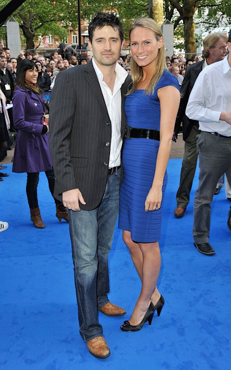 Night at the Museum 2 UK premiere 2009 Tom Chambers