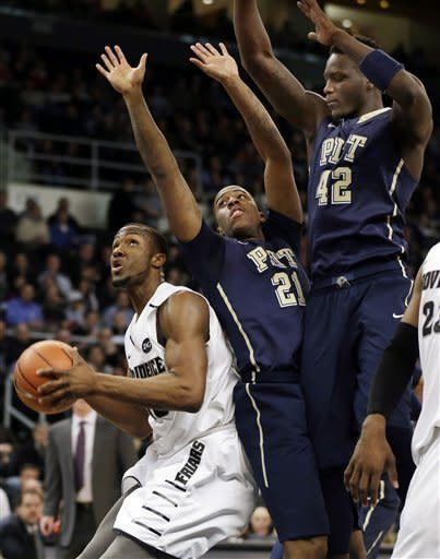 Pittsburgh takes down Providence 68-64