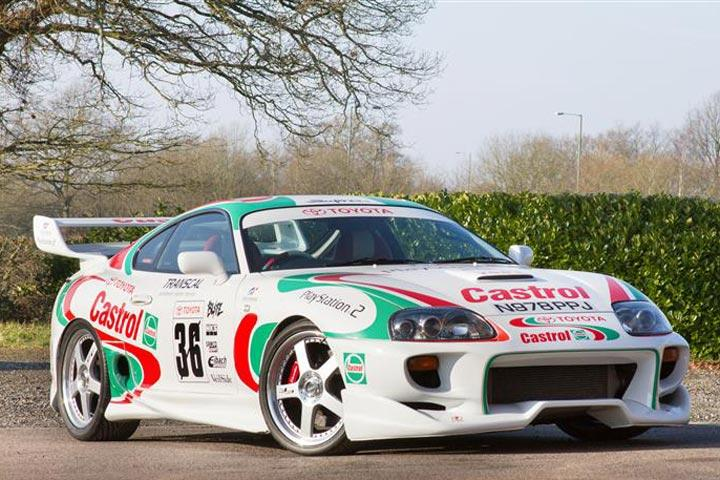 Iconic Castrol Toyota Supra Needs a New Home