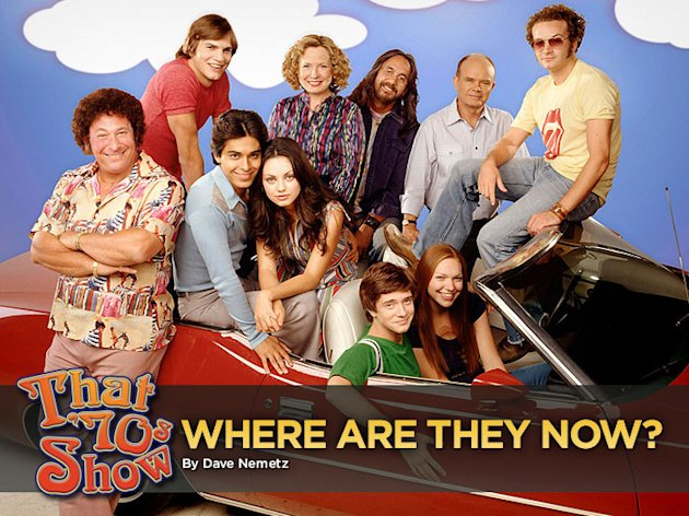 That '70s Show Where Are They&nbsp;&hellip;