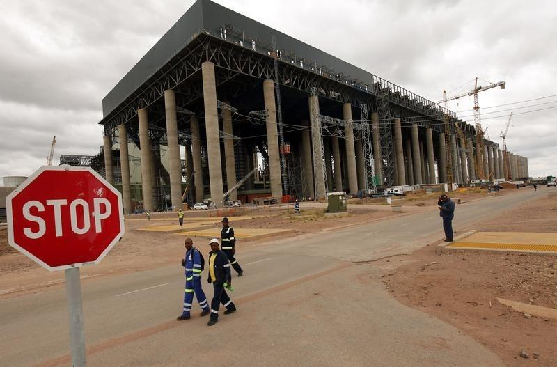 South Africa's Eskom fires 1,000 workers as crisis deepens