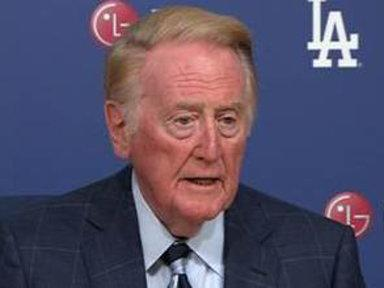 Extra Innings for Vin Scully