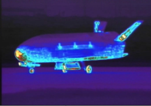 Air Force Video Reveals Secret X-37B Space Plane's Robotic Landing