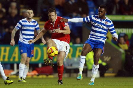 Soccer - Sky Bet Championship - Reading v Charlton Athletic - Madejski Stadium