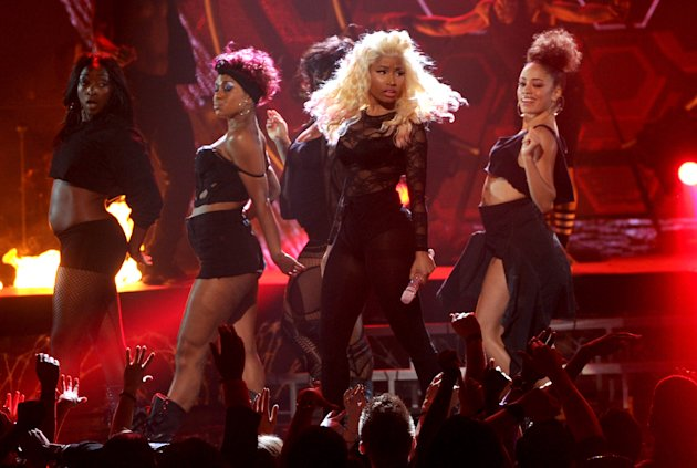 2012 BET Awards - Show