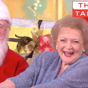 The Talk - Dreaming of a Betty White Christmas