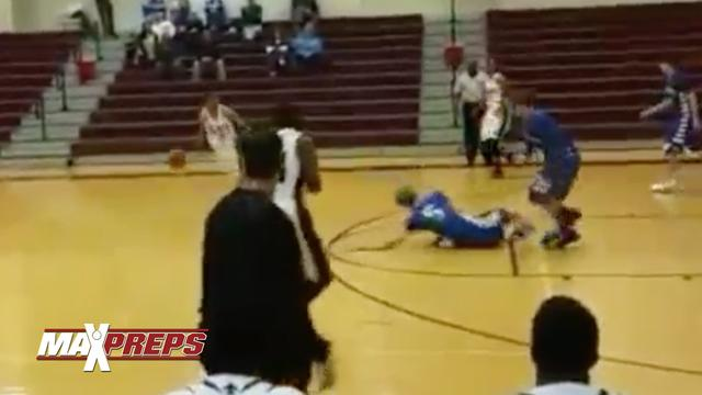 """Best Crossover of 2014 - """"Kemo"""" Davis - St. Clair County (AL) #MPTopPlay"""