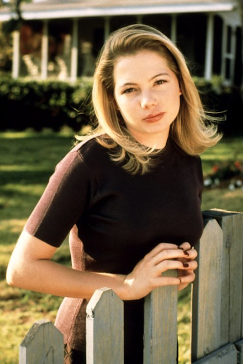 Michelle Williams - Dawson&amp;#39;s Creek