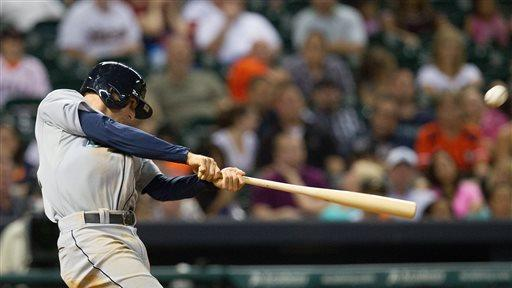 Miller's 2 homers leads Mariners over Astros, 10-7
