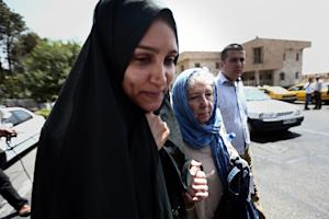 Jason Rezaian's wife and mother leave the Revolutionary…