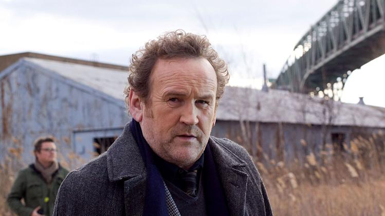 Law Abiding Citizen Production Photos Overture Films 2009 Colm Meaney