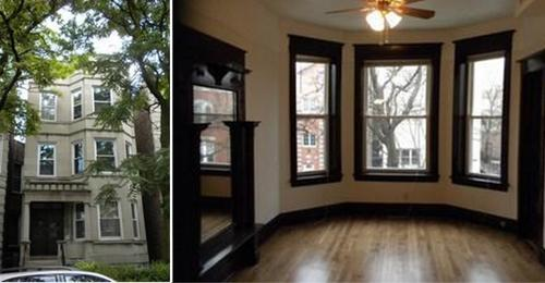 Rent Check: Three Bedroom in Wicker Park Greystone Wants $1,575/mo.