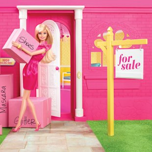 Barbie's packing up, leaving Malibu, selling Dreamhouse for $25