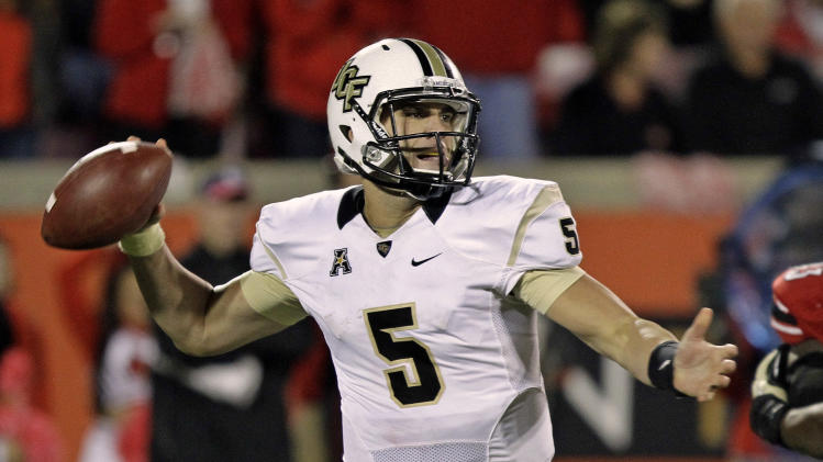 No. 21 UCF hoping confidence continues to grow