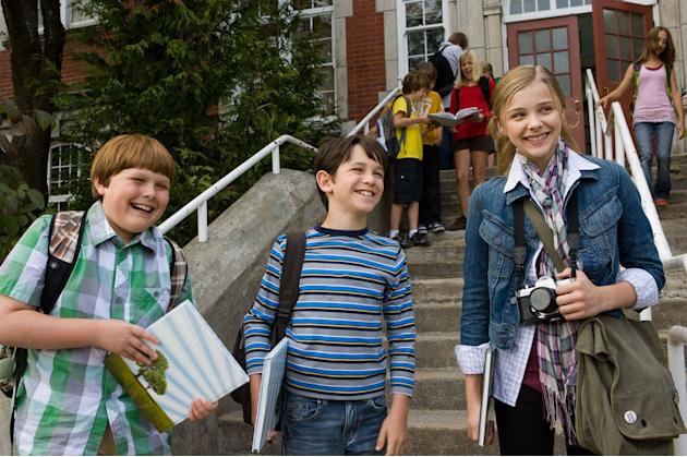 Diary of a Wimpy Kid 20th Century Fox 2010 Robert Capron Zachary Gordon Chloe Grace Moretz