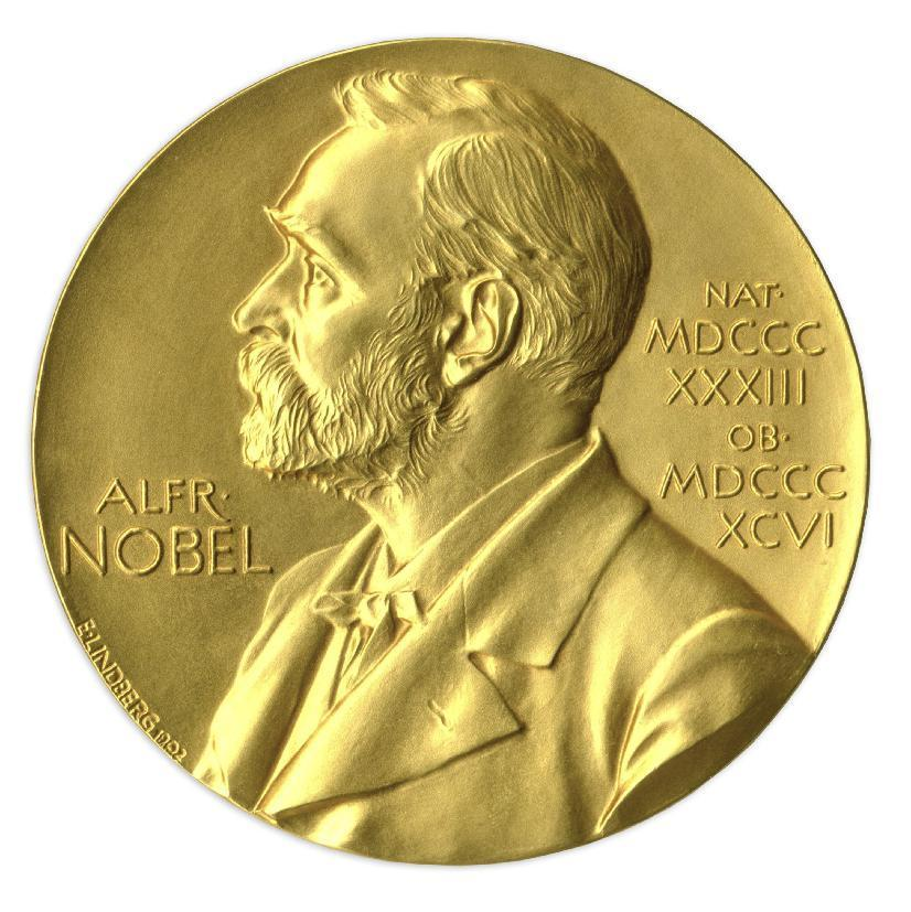 Physicist's Nobel Prize sells for $765,002 in online auction