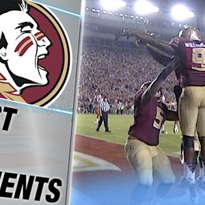 Karlos Williams Game-Winning TD for Florida State vs Clemson