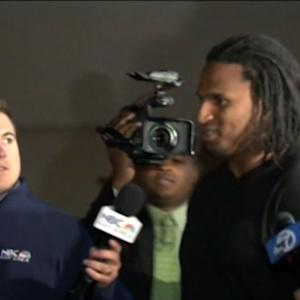 Raw: NFL's Ray McDonald Bailed Out of Jail