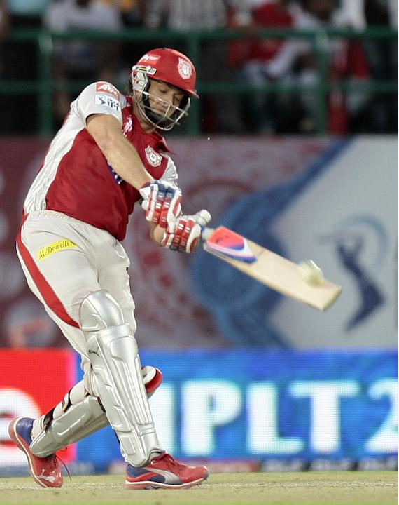 Kings XI Punjabs  Captain Adam Gilchirst