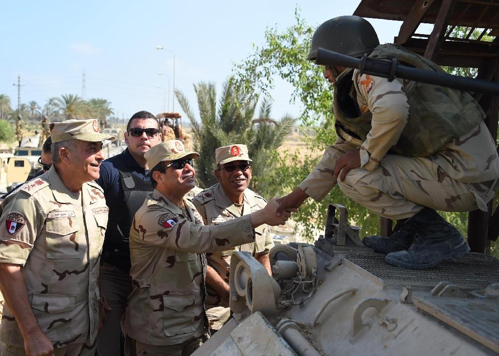 4 Americans among 6 peacekeepers wounded in Egypt bombings