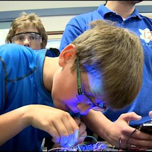 Eye On Education: Innovative Camp Not Your Ordinary Summer School