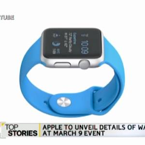 Apple's 'Spring Forward' Event to Unveil New Watch